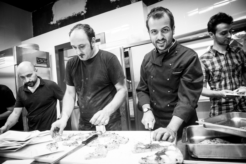 Matteo aloe chef to chef for Sinonimo sfruttare